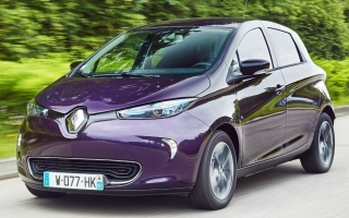 New Renault Zoe 2019 will travel on a single charge as much as 400 km