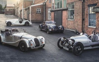 Morgan lineup got a new flagship sports car