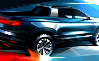Volkswagen showcases design solution for new pickup