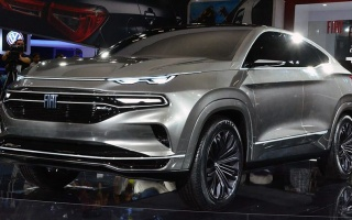 Fiat SUV official debut