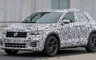 Heavy-Duty Volkswagen T-Roc Appeared in the Video
