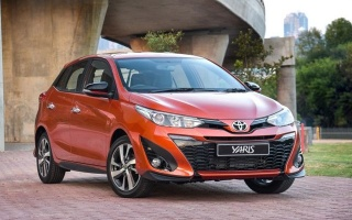 Toyota Yaris is doing badly in USA market