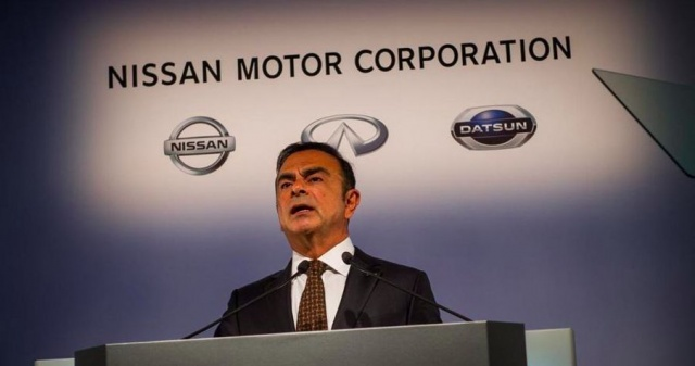 Carlos Ghosn officially fired from Nissan