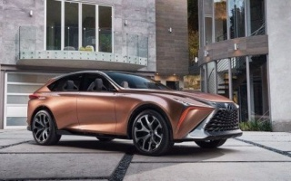 Lexus creates a rival for Lamborghini Urus