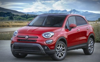 Restyled Fiat 500X demonstrated in Los Angeles