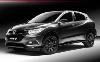 Honda HR-V crossover has a Sport version