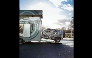 Land Rover Defender got debut date