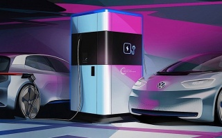Volkswagen will create power bank for electric cars