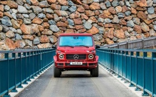 Mercedes-Benz G-Class starts own sales