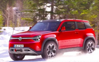Volkswagen is preparing for Land Rover Defender and Jeep Wrangler a great opponent