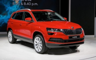 Skoda will make a 'hot' SUV