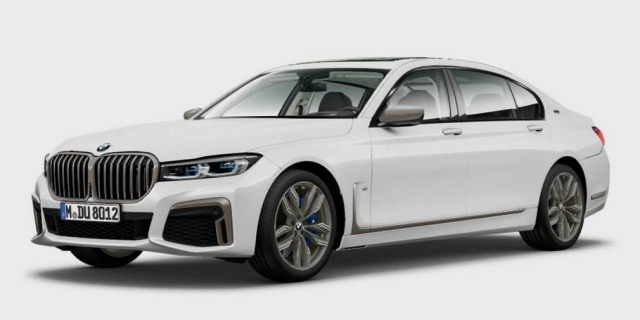 An updated BMW 7-Series is already declassified