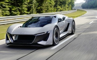 Audi will have a serial electric supercar
