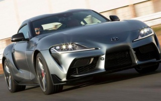 New Toyota Supra is completely declassified and debuted