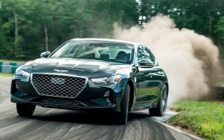 Genesis will create a G70 sedan in the sports version