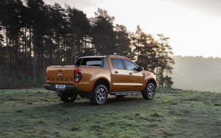 Ford Ranger has successfully updated for Europe