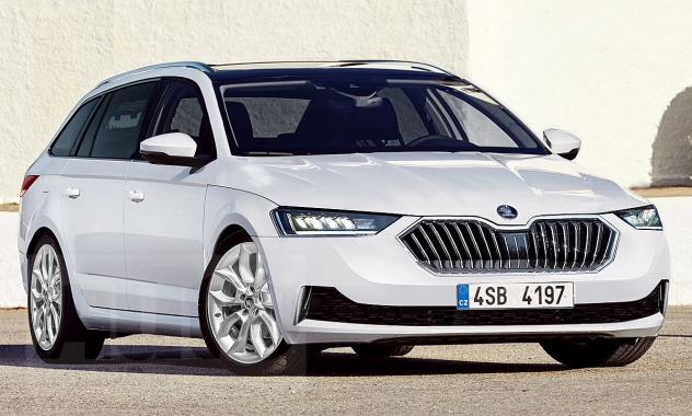 What will be the new Skoda Octavia 2020?