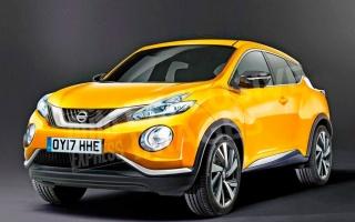 New Nissan Juke debuts in March