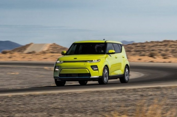 New Kia Soul Electric will be provided with a large power reserve