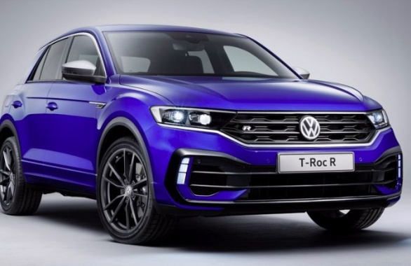 Volkswagen T-Roc R will get a 300-strong unit