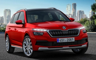 Skoda Kamiq became bestseller in China