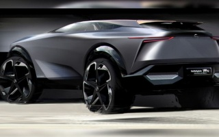 Nissan is preparing a new stunning crossover