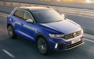 Volkswagen presented the most powerful crossover T-Roc R