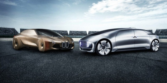 Mercedes and BMW will create new products together