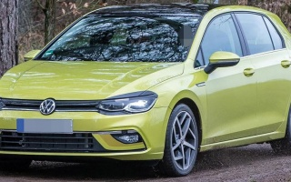 The new Volkswagen Golf was declassified by design