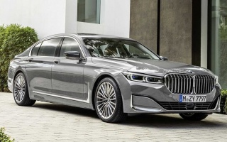 Updated BMW 7-Series Sedan starts production