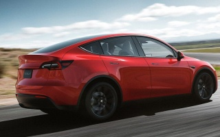 Tesla Model Y officially debuts
