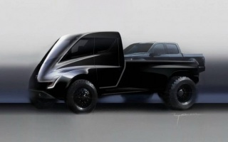 Elon Musk announces the timing of a first Tesla pickup