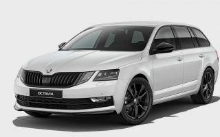 Skoda Octavia Sport was presented