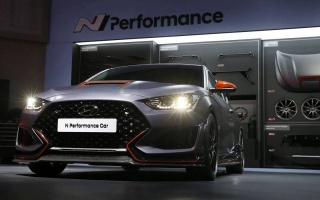 Hyundai Veloster N received a modified 275-strong installation