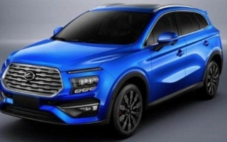 Landwind launches crossover based on Hyundai Santa Fe design