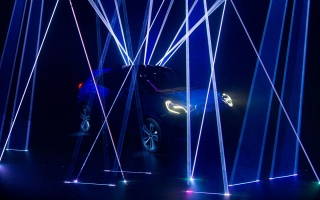 Ford officially show a new compact cross on a teaser