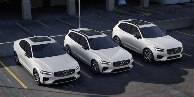 420-strong hybrids made from Volvo XC60 and V60