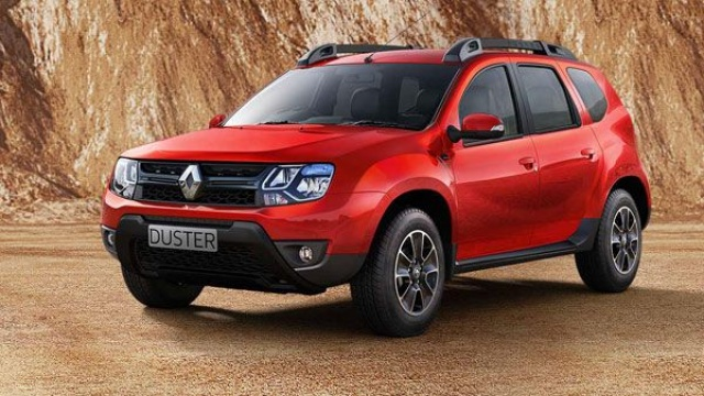 First information about the third-generation Renault Duster