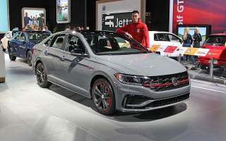 Volkswagen Jetta sports performance is presented