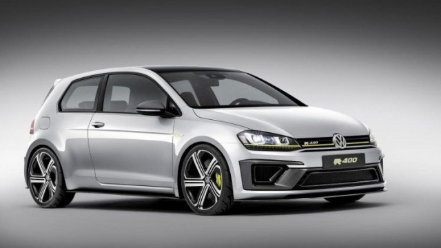 New Volkswagen Golf will be given the supercar power