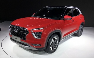 New Hyundai Creta with individual design for different markets