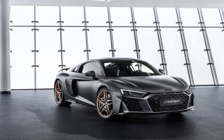 An electric car will come to replace the Audi R8