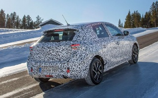 New Opel Corsa appears on the first photo