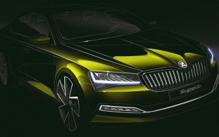 New Skoda Superb debuts in late May