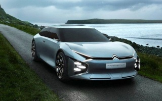 Citroen announces flagship sedan