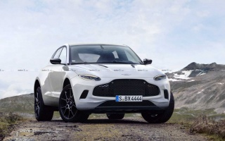 What would the Aston Martin DBX SUV be?