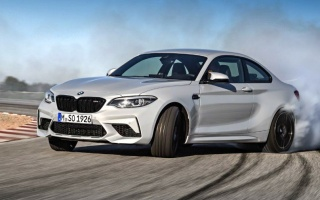 The most extreme BMW M2 coupe will get a 450-horsepower engine