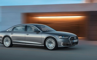 Official: Audi will launch the ultra-luxury A8 flagship