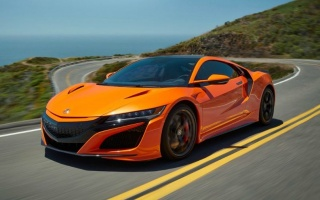 Acura NSX Type R will be present in 5 months