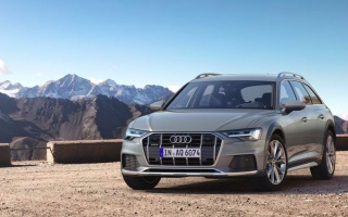 New Audi A6 Allroad officially debuted